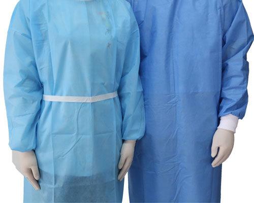 ثوب الجراحية غير المنسوجة