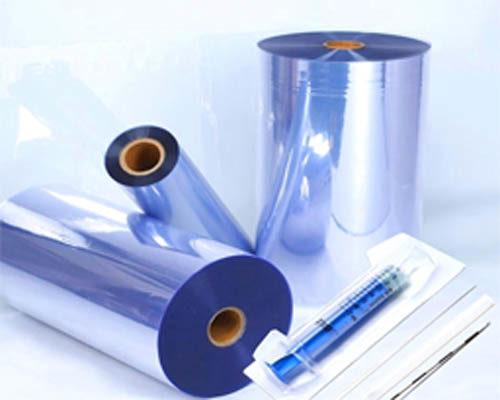 فيلم البلاستيك PVC