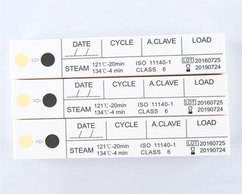 بطاقة مؤشر البخار ست مراحل