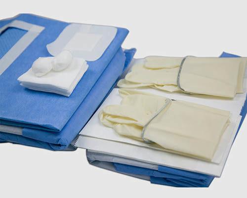 حقيبة يمكن التخلص منها لجراحة الفتق