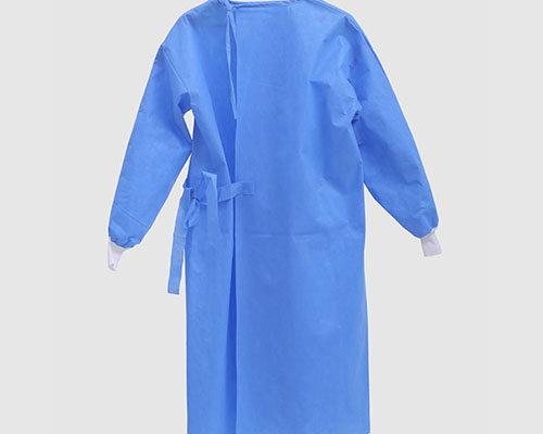تعزيز اللباس الجراحية تنفس