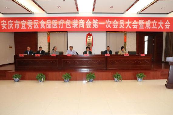 أنتشينغ كانغمينغنا لونغ تشيتشنغ – رئيس كمنباك شغل منصب الرئيس التنفيذي لغرفة التعبئة والتغليف الطبية الأولى للتعبئة والتغليف