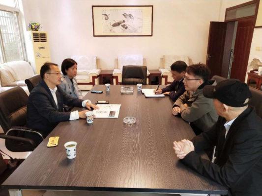 تشانغ يي ، نائب المدير العام ، وزارة التجارة ، وزارة التجارة ، مقاطعة تشجيانغ