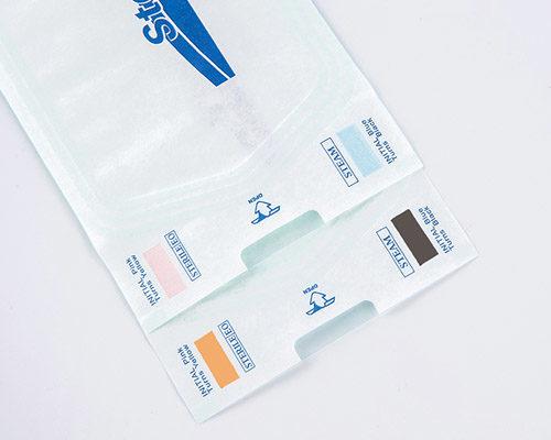 غسيل الكلى الطبية قاعدة ورقة التعقيم الطبي كيس التغليف