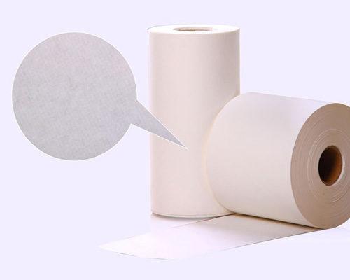 إنتاج وتطبيق الورق الصمغ والأفلام البلاستيكية